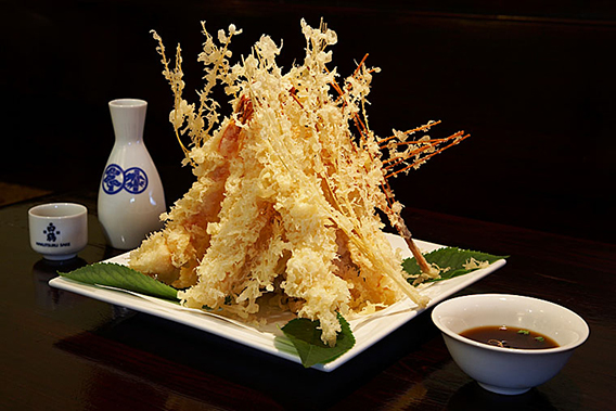 Japanese cuisine submitted for unesco intangible cultural for American cuisine presentation